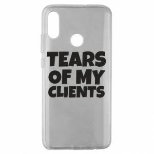 Etui na Huawei Honor 10 Lite Tears of my clients
