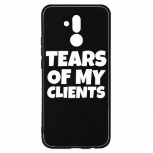 Etui na Huawei Mate 20 Lite Tears of my clients