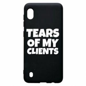 Etui na Samsung A10 Tears of my clients