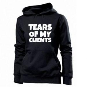 Bluza damska Tears of my clients