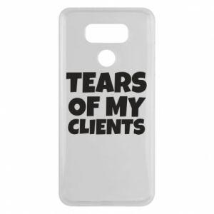 Etui na LG G6 Tears of my clients