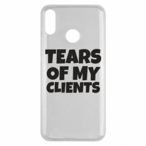 Etui na Huawei Y9 2019 Tears of my clients