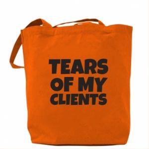 Torba Tears of my clients
