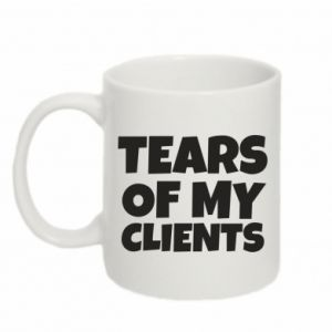 Kubek 330ml Tears of my clients