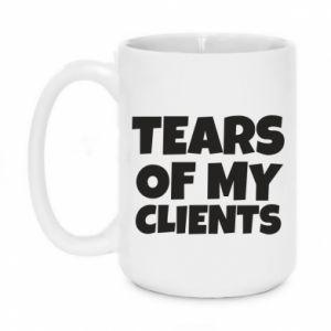 Kubek 450ml Tears of my clients