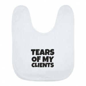Śliniak Tears of my clients