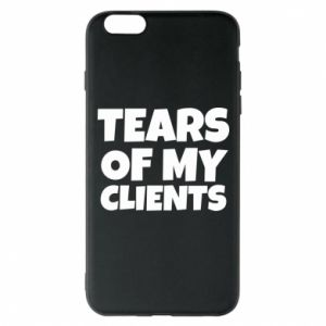 Etui na iPhone 6 Plus/6S Plus Tears of my clients