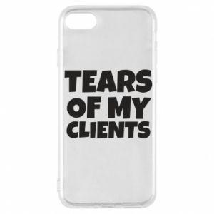 Etui na iPhone 7 Tears of my clients