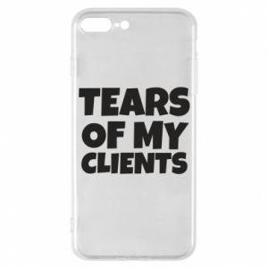 Etui do iPhone 7 Plus Tears of my clients
