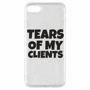 Etui na iPhone 8 Tears of my clients