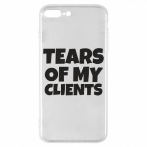 Etui na iPhone 8 Plus Tears of my clients