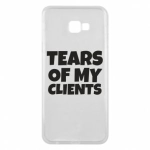 Etui na Samsung J4 Plus 2018 Tears of my clients