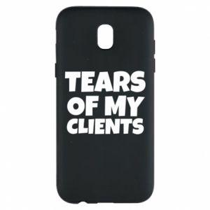 Etui na Samsung J5 2017 Tears of my clients