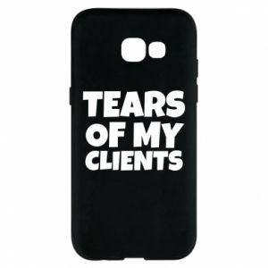 Etui na Samsung A5 2017 Tears of my clients