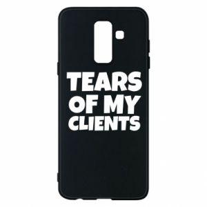 Etui na Samsung A6+ 2018 Tears of my clients