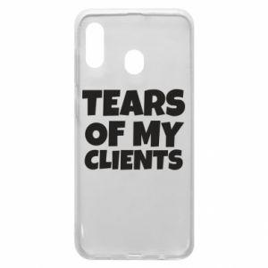 Etui na Samsung A30 Tears of my clients