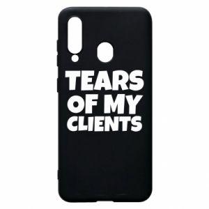 Etui na Samsung A60 Tears of my clients