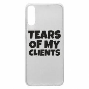 Etui na Samsung A70 Tears of my clients