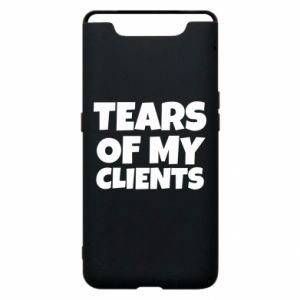 Etui na Samsung A80 Tears of my clients