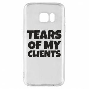Etui na Samsung S7 Tears of my clients