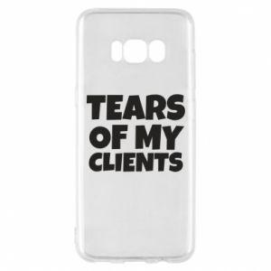 Etui na Samsung S8 Tears of my clients