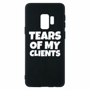 Etui na Samsung S9 Tears of my clients