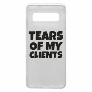 Etui na Samsung S10 Tears of my clients