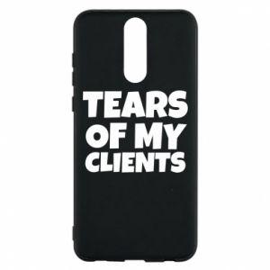 Etui na Huawei Mate 10 Lite Tears of my clients