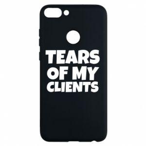 Etui na Huawei P Smart Tears of my clients