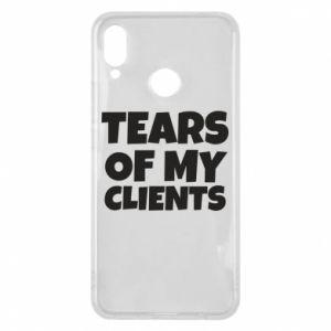 Etui na Huawei P Smart Plus Tears of my clients