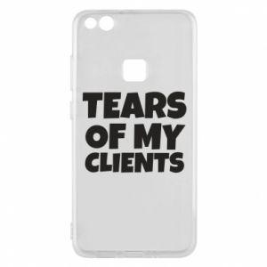 Etui na Huawei P10 Lite Tears of my clients