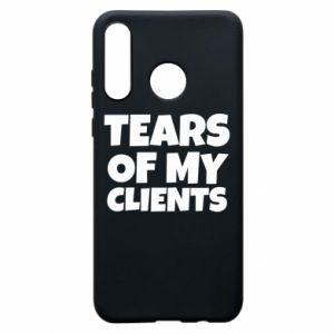 Etui na Huawei P30 Lite Tears of my clients