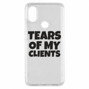 Etui na Xiaomi Mi A2 Tears of my clients