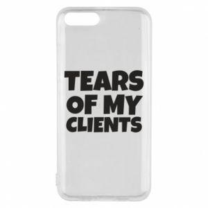 Etui na Xiaomi Mi6 Tears of my clients