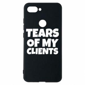 Etui na Xiaomi Mi8 Lite Tears of my clients