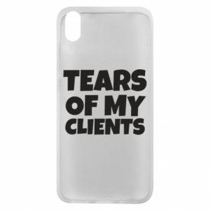 Etui na Xiaomi Redmi 7A Tears of my clients