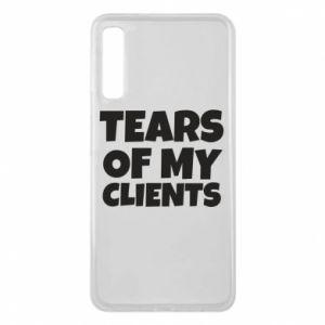 Etui na Samsung A7 2018 Tears of my clients