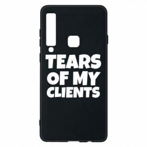Etui na Samsung A9 2018 Tears of my clients