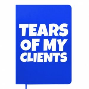 Notes Tears of my clients