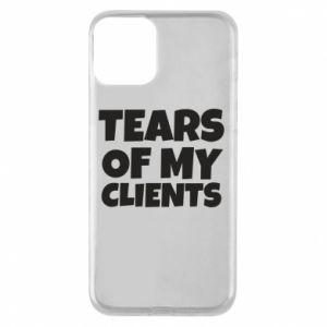 Etui na iPhone 11 Tears of my clients