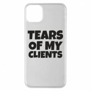 Etui na iPhone 11 Pro Max Tears of my clients