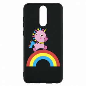 Phone case for Huawei Mate 10 Lite Rainbow pony