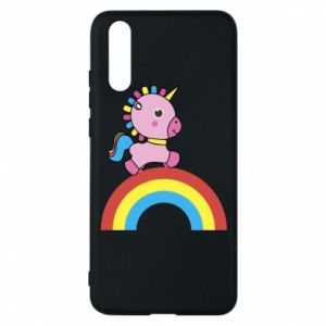 Phone case for Huawei P20 Rainbow pony