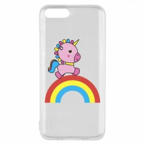 Phone case for Xiaomi Mi6 Rainbow pony