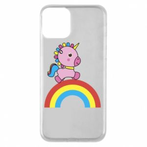 Phone case for iPhone 11 Rainbow pony