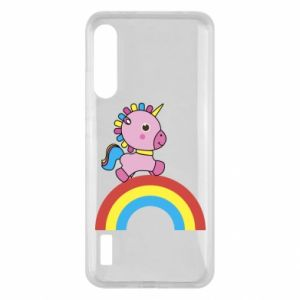 Xiaomi Mi A3 Case Rainbow pony