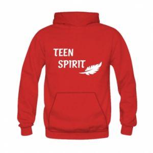 Bluza z kapturem dziecięca Teen spirit