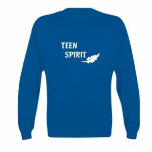 Bluza dziecięca Teen spirit