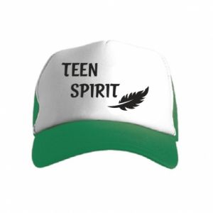 Czapka trucker dziecięca Teen spirit