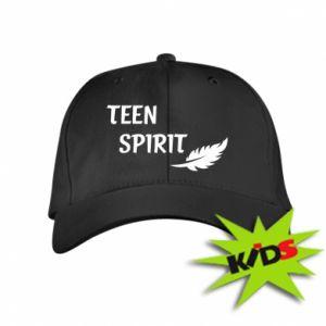 Dziecięca czapeczka z daszkiem Teen spirit